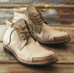 Men's Labourer Chukka