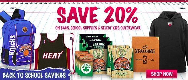 nba back to school savings