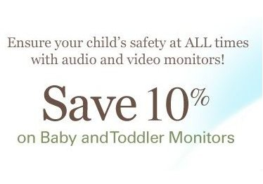 Save on Baby Monitors