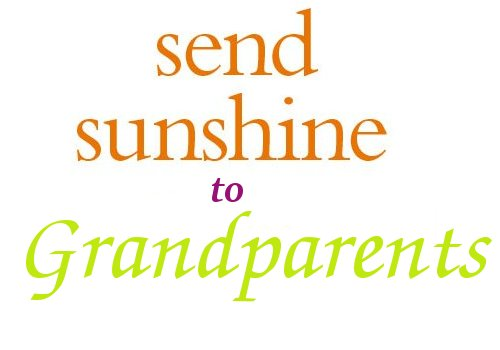 Send Sunshine to Grandparents