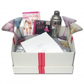 Sex and the City Girls Night Gift Set