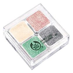 Shimmer Cubes Palette 18
