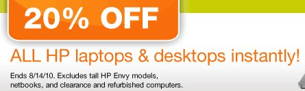 staples savings on hp laptops
