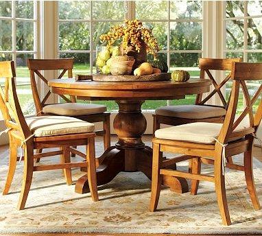 Sumner Pedestal Dining Table