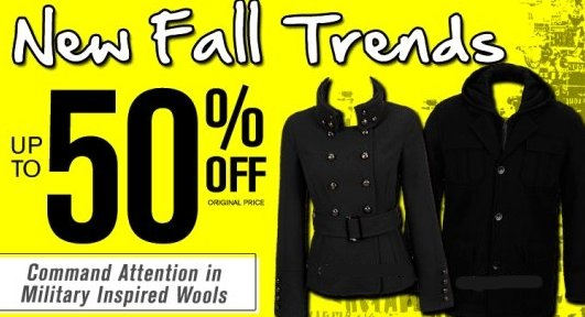 wilsons leather offer