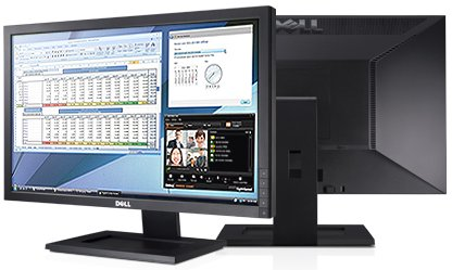 Dell E2310H 23-inch Widescreen Flat Panel Monitor