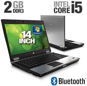 HP EliteBook 8440p WH256UT Notebook PC