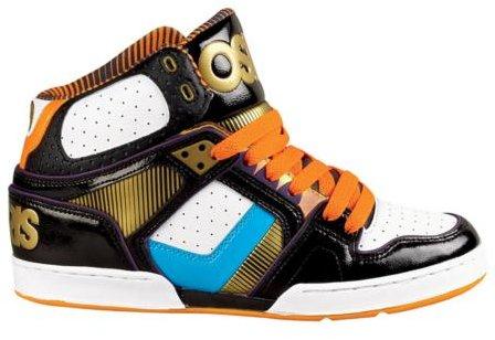 Mens Osiris Bronx Slim Ultra Skate Shoe