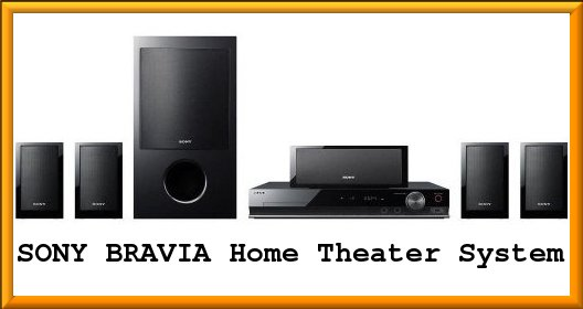 Sony Bravia Theater DAV-DZ170 Home theater system
