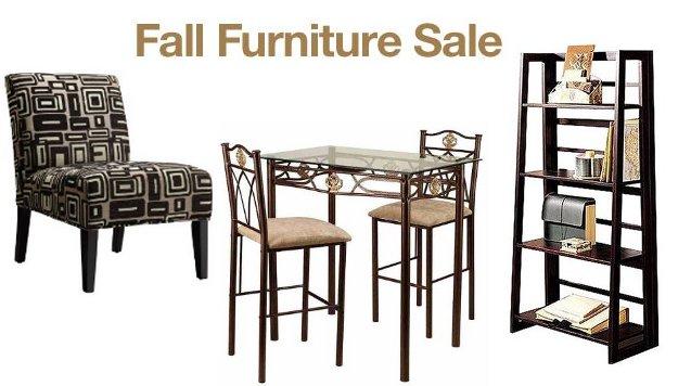 Target Fall Furniture Sale