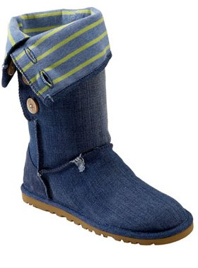 UGG Australia Lo Pro Button Boot