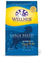 Wellness Complete Health Super5Mix Large Breed Puppy Food