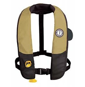 Mustang Deluxe Automatic Inflatable PFD