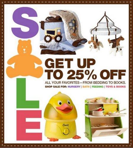 Gap's Baby White Sale