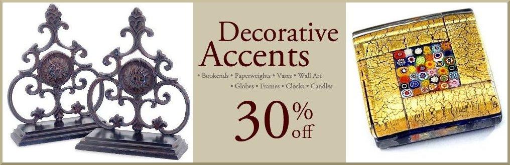Barnes & Noble Decorative Accents