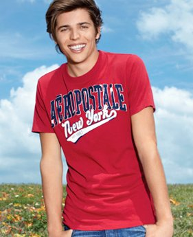 Aeropostale graphic tees