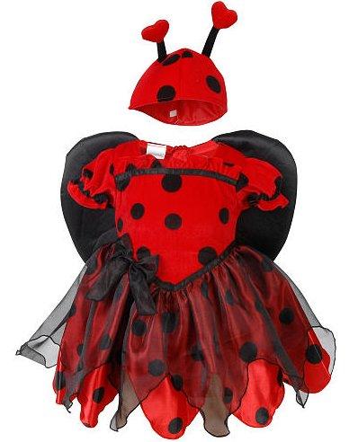 Danu Ladybug Halloween Costume