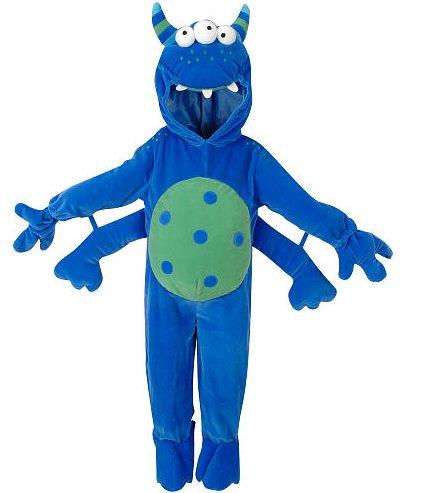 Danu Monster Halloween Costume