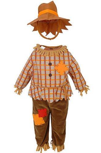 Danu Scarecrow Halloween Costume