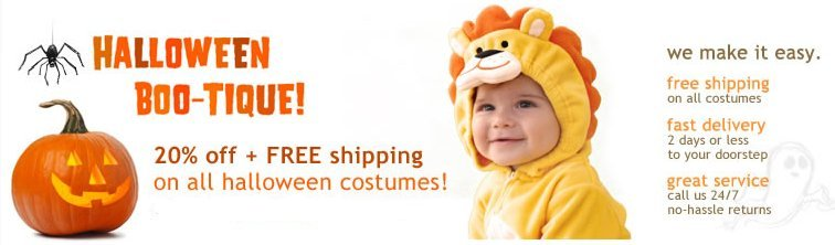 diapers halloween offer