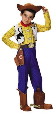 Disney Woody Costume