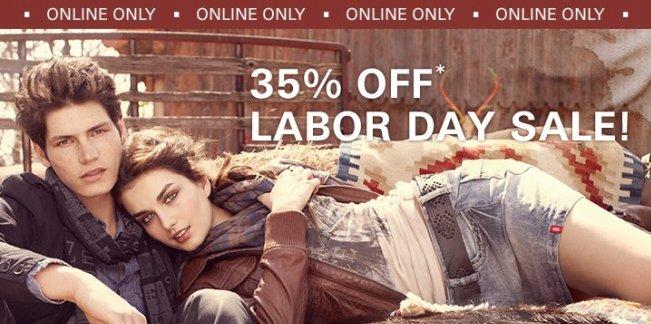 Esprit Labor Day Sale
