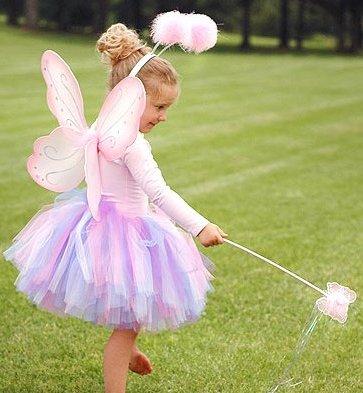 Flutter Girl Tutu Costume