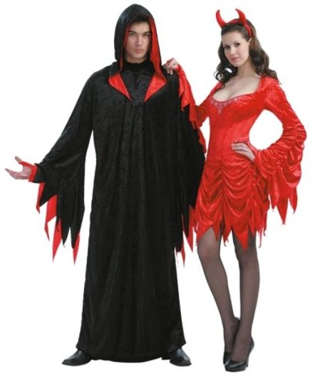 Glamour Devil Adult Costume
