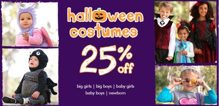 Halloween Cosutmes 25% off