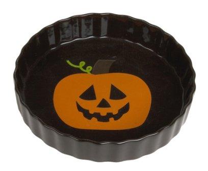 Holiday Inspirations 7-1/2'' Stoneware Tart Pan