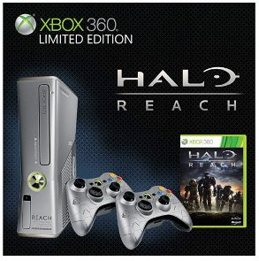 Xbox 360 Limited Edition Halo Reach Console