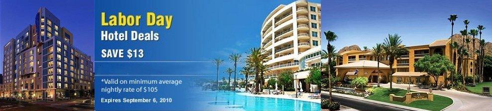 Labor Day Hotel Deals