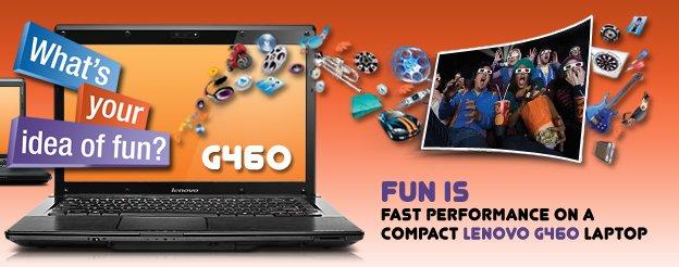 Lenovo G460 laptop