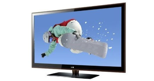 """LG 47LX6500 47"""" 3-D Ready LED-LCD HDTV"""