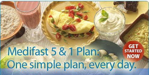 Medifast 5 & 1 Plan