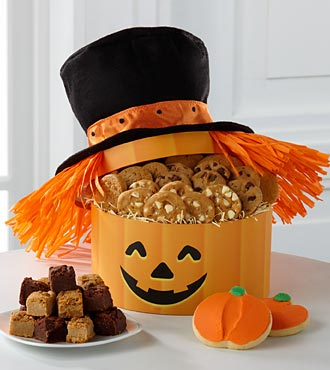 Mrs. Fields Mad Hatter Pumpkin