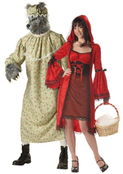 Totally Ghoul Glamor Devil Adult Costume: This devil is just one of the ...