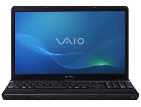 Sony Vaio VPCEB25FX/BI Laptop