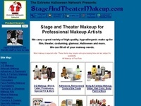 Stage and Theater Makeup