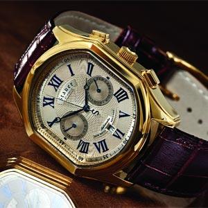 Stauer Meisterzeit Timepiece