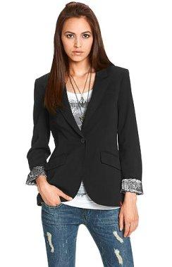 Trendy Stretch Blazer