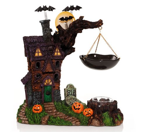 Haunted House Tart Warmer