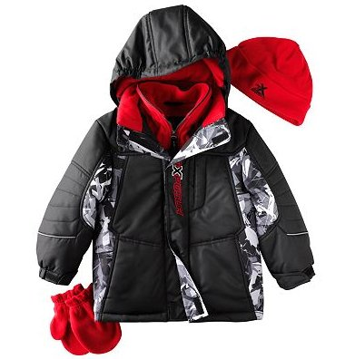 ZeroXposur Raptor Heavyweight Hooded Jacket