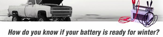 Are your Batteries Ready for Winters?