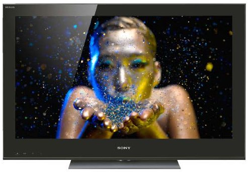 Sony BRAVIA NX 800 Series 52-inch LCD TV