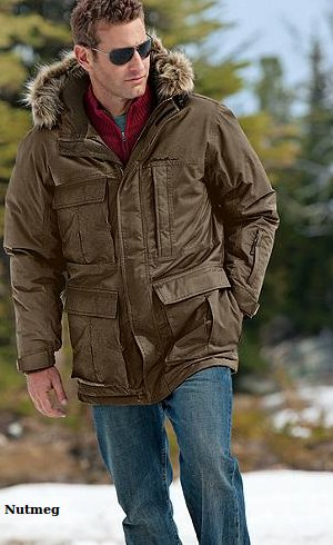 WeatherEdge Superior Down Parka