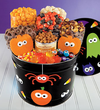 Creepy Critters Snack Assortment