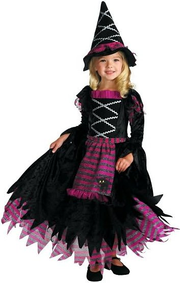 Fairytale Witch Toddler Costume