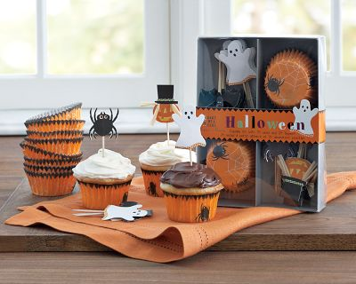 Halloween Cupcake Decorating Kit