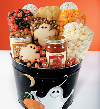 Boo Deluxe Snack Assortment